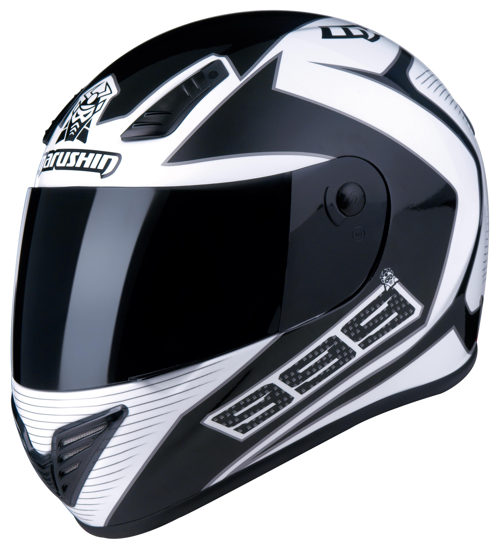 999 RS Fundo white-black v-left