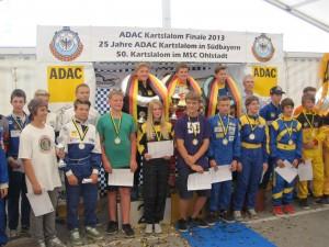 ADAC Südbayern Klasse 4